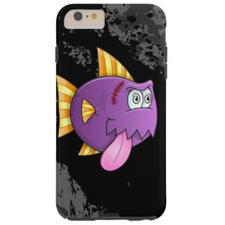 Insane Crazy Fish  iPhone 6 case
