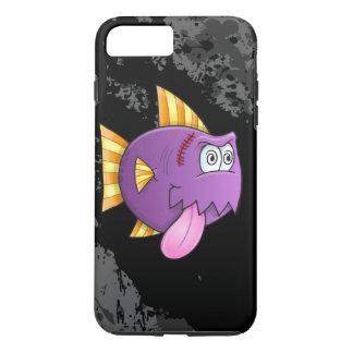 Insane Crazy Fish  iPhone 7 case