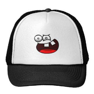 Insane Face Hat