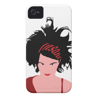 Insane Girl Case-Mate iPhone 4 Cases