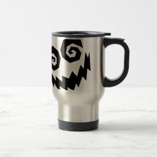 Insane In The Face White+Black Coffee Mug