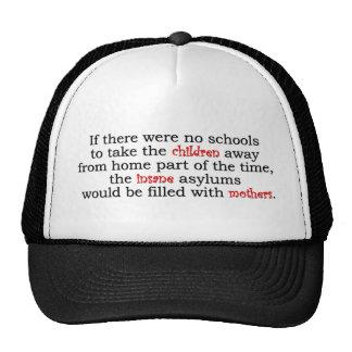 Insane Mothers Trucker Hats