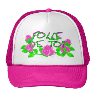 Insane of you hat