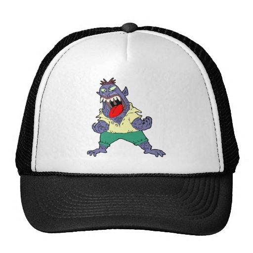 Insane Werewolf (2) Trucker Hat