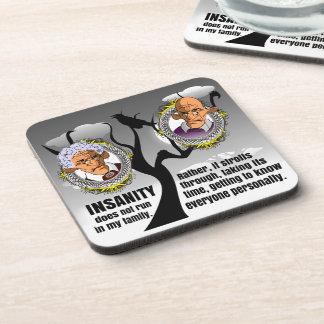Insanity Beverage Coasters