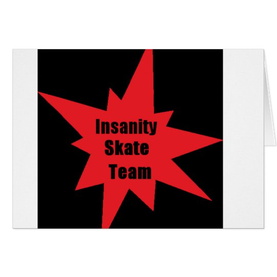 Insanity Card