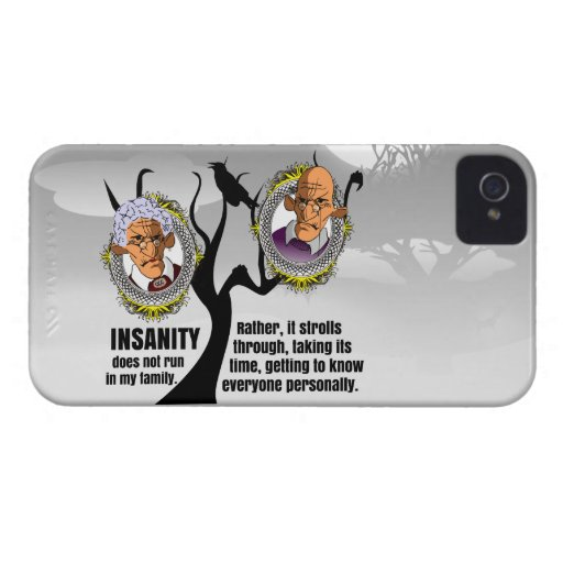 Insanity Case-Mate iPhone 4 Cases