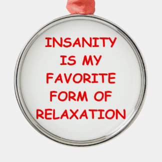 insanity christmas ornaments