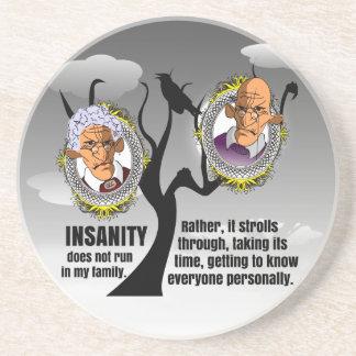 Insanity Coasters