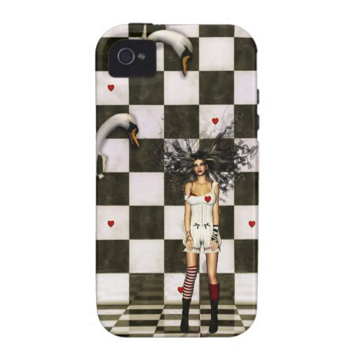 Insanity iPhone 4 Case