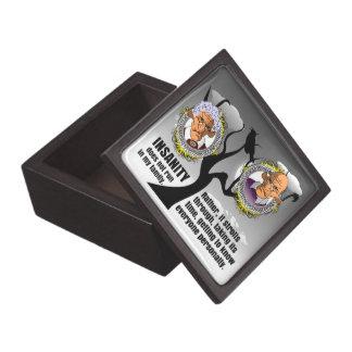 Insanity Premium Keepsake Box