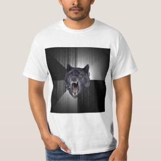 Insanity Wold Advice Animal Meme Shirt