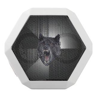 Insanity Wolf Meme Funny Memes Black Wolf White Boombot Rex Bluetooth Speaker