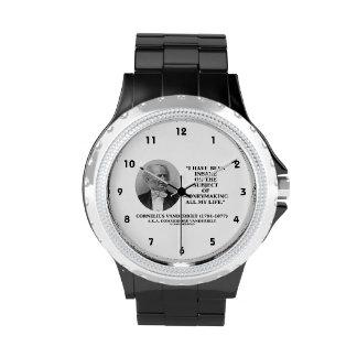 Insano a propósito de cita lucrativa reloj