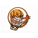 Insano para el baloncesto postal