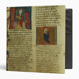 """Inscripción de Martin Luther Carpeta 1 1/2"""""""