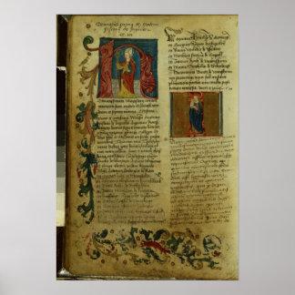 Inscripción de Martin Luther Impresiones