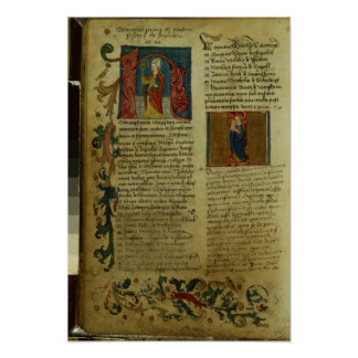 Inscripción de Martin Luther Póster