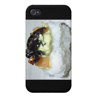 Insect (Bee) Sushi Gifts & Collectibles iPhone 4/4S Covers