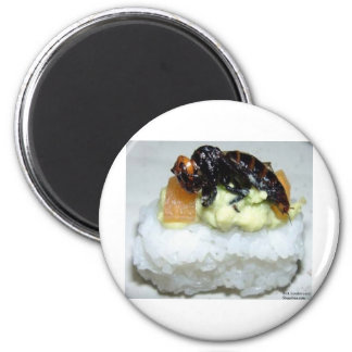 Insect Bee Sushi Gifts Tees Collectibles Refrigerator Magnet