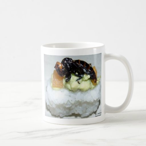 Insect (Bee) Sushi Gifts Tees & Collectibles Coffee Mug