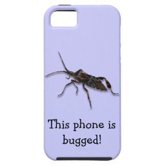 Insect Bug Humor iPhone Case iPhone 5 Case