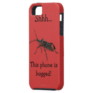Insect Bug Humour iPhone Case iPhone 5 Cover