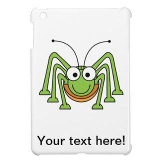 Insect cartoon iPad mini cover