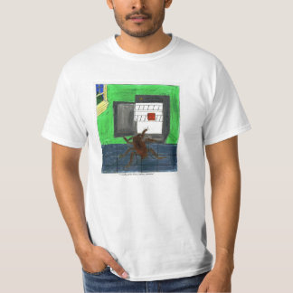 Insect Cartoon T Shirt