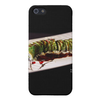 (Insect) Catipillar Sushi Gifts & Collectible Cover For iPhone SE/5/5s