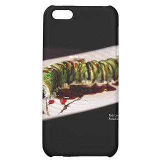 (Insect) Catipillar Sushi Gifts & Collectible Cover For iPhone 5C