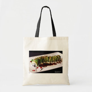 (Insect) Catipillar Sushi Gifts Tees & Collectible Tote Bag