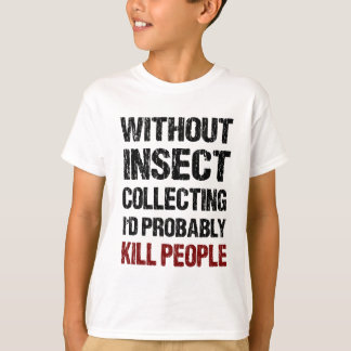 insect collecting.png T-Shirt