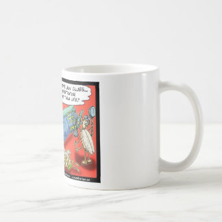 Insect Crimes Funny Gifts Tees & Collectibles Coffee Mug