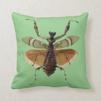 Insect Pillow Green