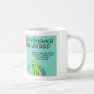 Insect war stories coffee mug
