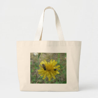 Insect Wasp Tote Bags