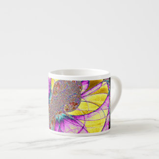 Insect Within Fractal Espresso Cup
