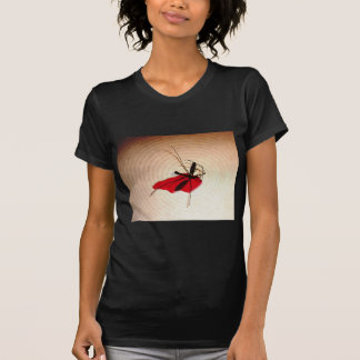 Insecticida (color) camisetas