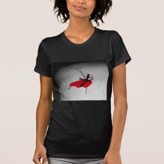Insecticida (gris) camiseta