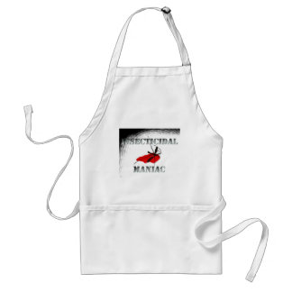 Insecticidal Maniac (gray) Adult Apron