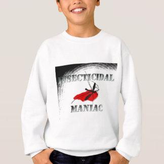 Insecticidal Maniac (gray) Sweatshirt