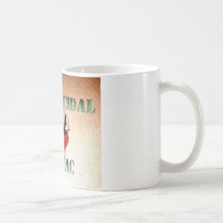 Insecticidal Maniac (greenish text) Coffee Mug