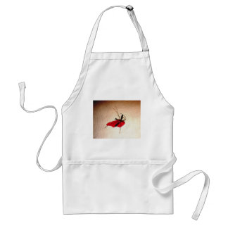 Insecticide (color) adult apron