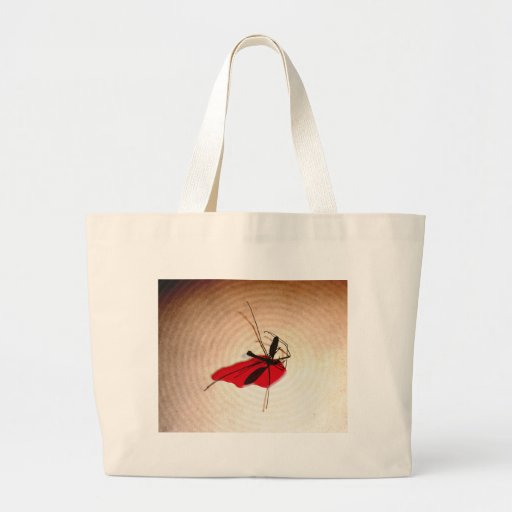 Insecticide (color) canvas bags