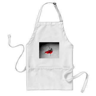 Insecticide (gray) adult apron