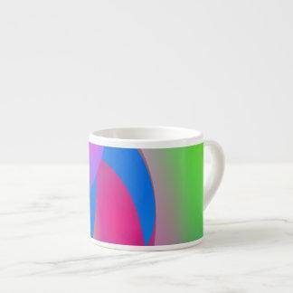 Insectivorous Plant 6 Oz Ceramic Espresso Cup