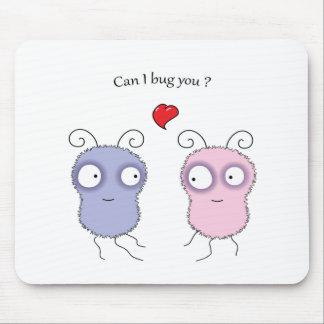 insecto-amor tapetes de ratón