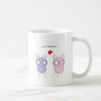insecto-amor taza de café