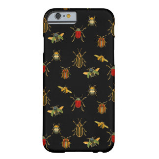 Insecto Argyle Funda De iPhone 6 Barely There